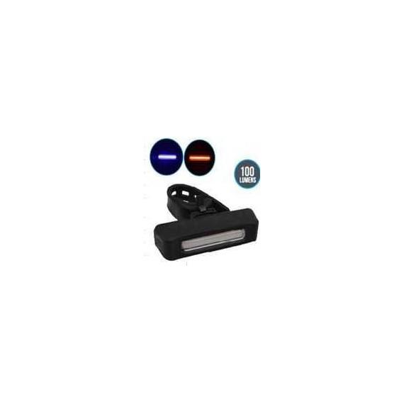 EASTPOWER ARKA ÇAKAR EBL-035RB 50 LM USB KIRMIZI-MAVİ